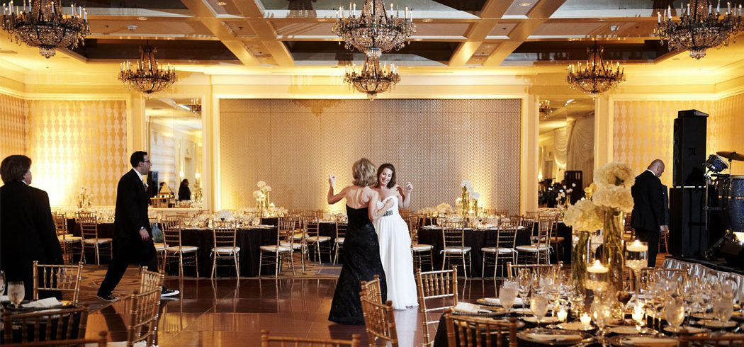 Bride and Mother of the Bride dance during wedding reception in Philadelphia, PA - Event Planner